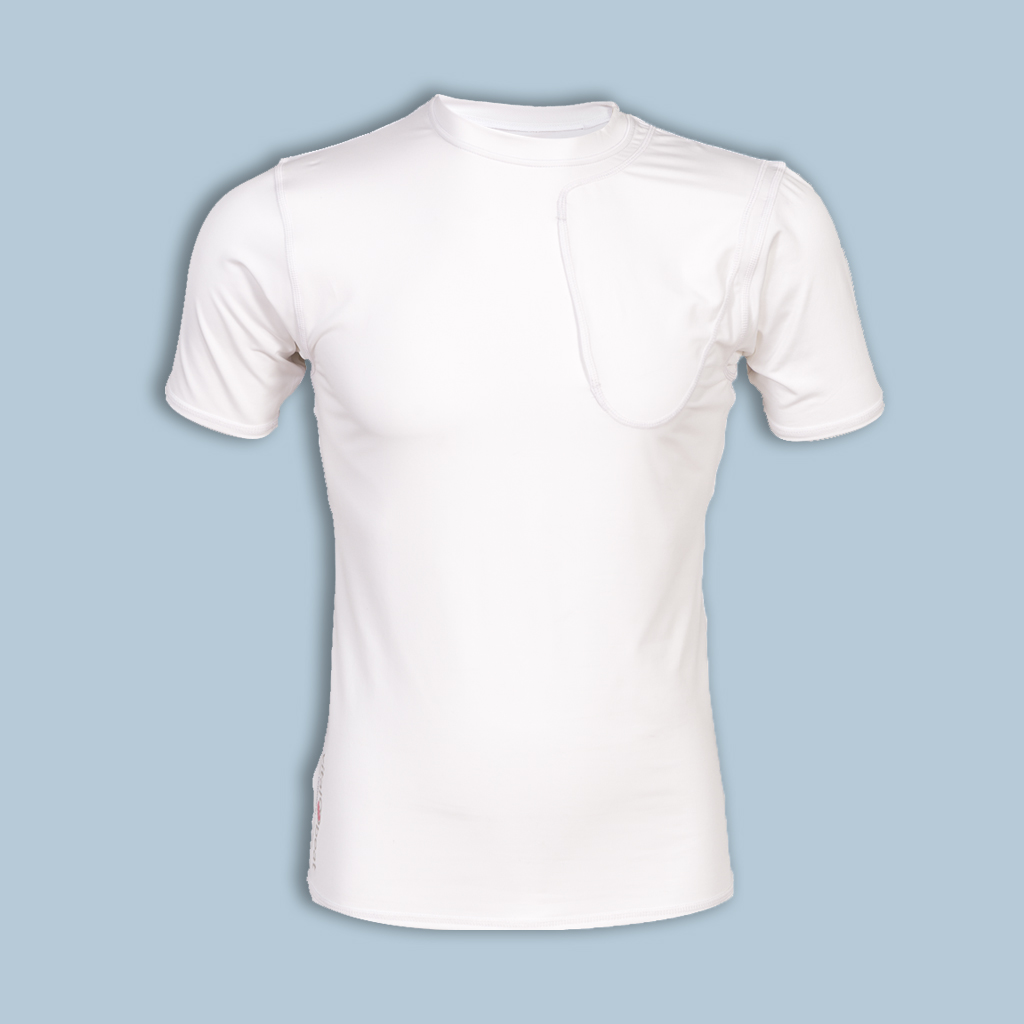 pacemaker protection shirt