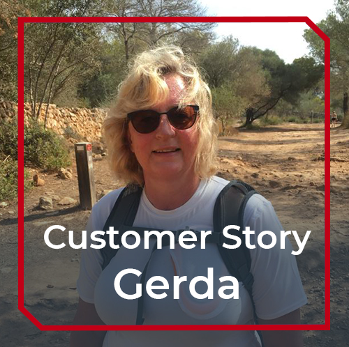 Customer Story 1: Gerda